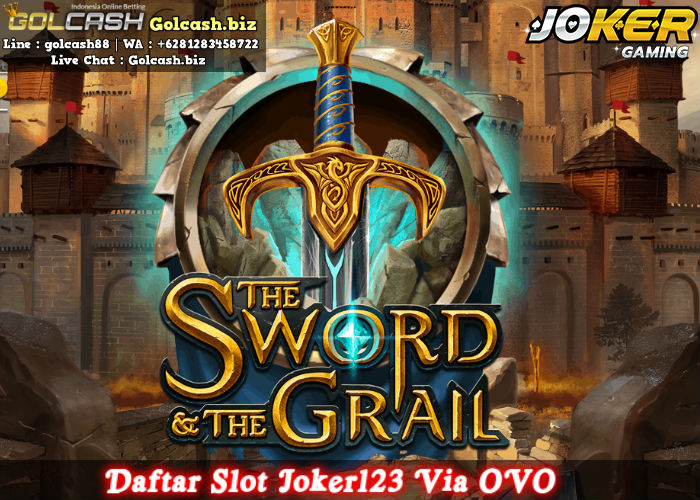 Daftar Slot Joker123 Via OVO